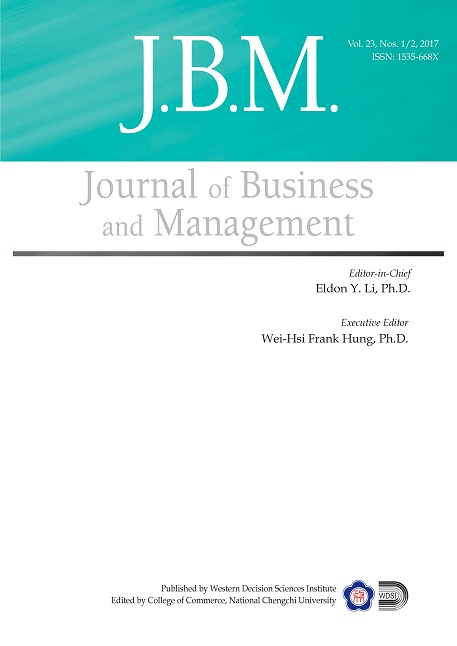 Journal of Business and Management